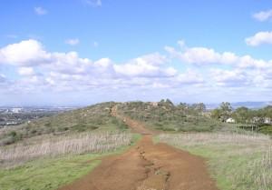 Turtle Rock trail